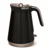 Electric kettle Morphy richards 100002 EE Aspect Kettle, 1.5L, Black