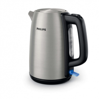 Electric kettle Philips Kettle HD9351/91 Standard, 2200 W, 1.7 L, Stainless steel, 360° rotational base