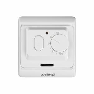 Elektromechaninis patalpos termostatas Wellmo WTH71.36, 16A