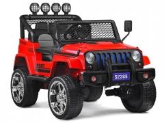 """Elektromobilis """"Jeep Sport"""", raudonas Automobiliai vaikams"""