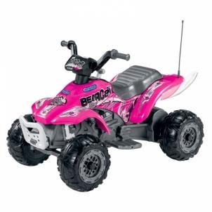 Elektromobilis Corral Bearcat Pink V6 Automašīnas bērniem