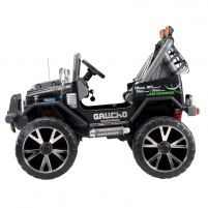 Elektromobilis Gaucho Superpower Automobiliai vaikams