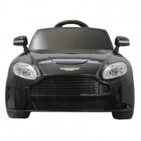 Elektromobilis Ride-on Aston Martin Vantage black2.4GHz Automobiliai vaikams