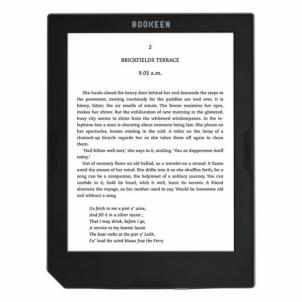 Elektroninė skaityklė Cybook Muse 6 Touch Black Planšetiniai kompiuteriai, E-skaityklės