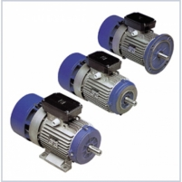 Elektros variklis su stabdžiu BA112MC4 5.5kW B3