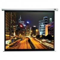 Elite Screens Electric100V Spectrum Screen 100'' 4:3 / Diagonal 250cm, W 203,2cm x H 152,4cm / White case Projectors
