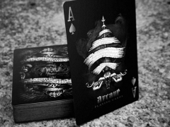 Ellusionist Arcane Black Bicycle kortos Žaidimai