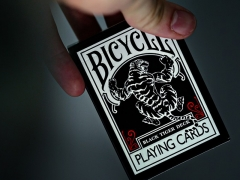 Ellusionist Black Tiger Bicycle kortos Žaidimai