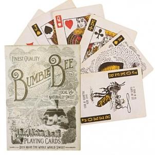 Ellusionist Bumblebee Bicycle kortos