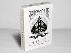 Ellusionist Ghost Bicycle kortos