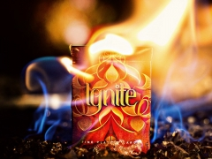 Ellusionist Ignite Bicycle kortos