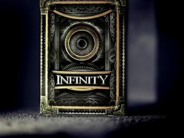 Ellusionist Infinity Bicycle kortos Žaidimai