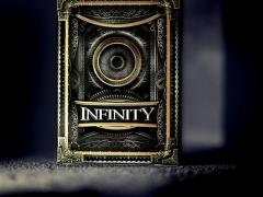 Ellusionist Infinity Bicycle kortos