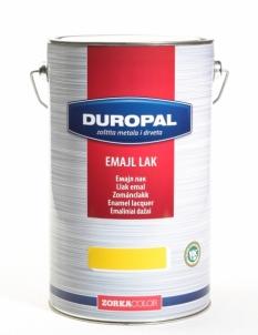 Emalė DUROPAL alkidinė geltona 5 L Izšūšana
