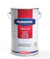 Emalė DUROPAL alkidinė pilka 5 L Izšūšana