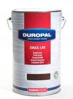 Emalė DUROPAL alkidinė ruda 5 L Izšūšana