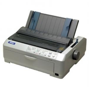 Epson LQ-590 Dot Matrix Printer / 24-pin / High Speed Draft 10CPI: 440 cps / High Speed Draft 12CPI Dot matrix printers