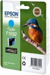 EPSON T1592 CYAN Toneri un kārtridži
