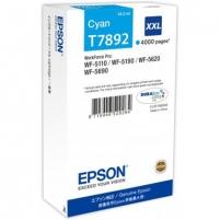 Epson T7892 Ink Cartridge XXL Cyan
