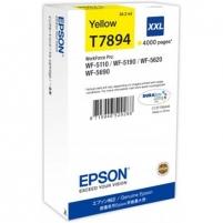 Epson T7894 Ink Cartridge XXL Yellow