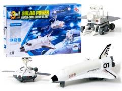 Erdvėlaivis edukacinis žaislas 3 viename Bioloģiskā rotaļlietas