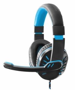 ESPERANZA EGH330B Ausinės su mikrofonu - CROW Laidinės ausinės