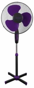 ESPERANZA EHF001KV ventiliatorius juoda / violetinis