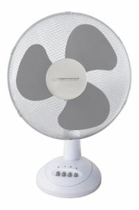 ESPERANZA EHF003WE ventiliatorius balta / pilka
