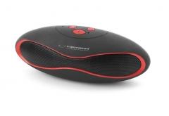 ESPERANZA EP117KR Bluetooth kolonėlė su integruotu FM radiju - TRIVAL