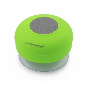 ESPERANZA EP124G Vandeniui atspari Bluetooth kolonėlė - SPRINKLE