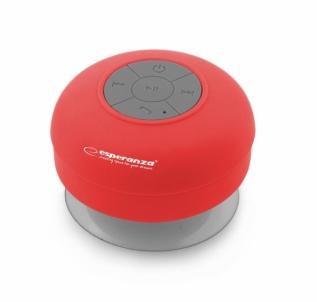 ESPERANZA EP124R Vandeniui atspari Bluetooth kolonėlė - SPRINKLE