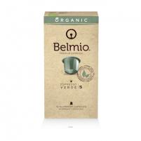 Espresso kapsules Belmoca Belmio Sleeve Verde 1*10 premium , Coffee strength Espresso, 100% organic arabica Kava, arbata
