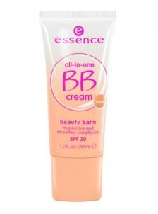 Essence BB Cream SPF 30 Cosmetic 30ml 02 Natural Maskuojamosios priemonės veidui