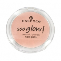 Essence Soo Glow! Highlighter Cosmetic 4g 10 Look On The Bright Side Pudra veidui