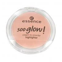Essence Soo Glow! Highlighter Cosmetic 4g 20 Bright Up Your Life Pudra veidui