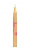 Essence Stay Natural Concealer Cosmetic 1,5ml 02 Soft Sand Maskuojamosios priemonės veidui