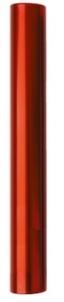 Estafečių lazda 30cm red Athletic accessories