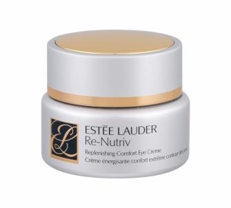 Esteé Lauder Re Nutriv Replenishing Comfort Eye Cream Cosmetic 15ml Paakių priežiūros priemonės