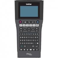Etikečių spausdintuvas Brother PTH500 Mono, Thermal transfer, Handheld Label Printer, Maximum tape width 24 mm, Black Etikečių spausdintuvai