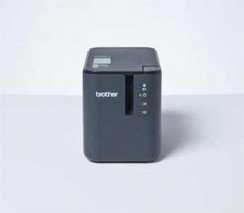 Etikečių spausdintuvas Labels printer Brother PTP950NWYJ1