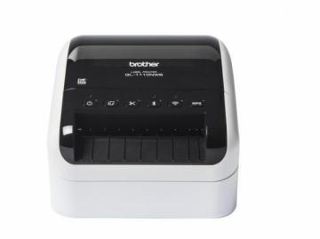 Etikečių spausdintuvas Labels printer Brother QL1110NWBYJ1 Etikečių spausdintuvai