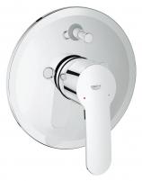 Eurostyle Cosmopolitan potinkinis maišytuvas voniai/dušui (komplektas)