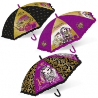 Ever After High 27596 skėtis 45cm 1vnt. Umbrellas