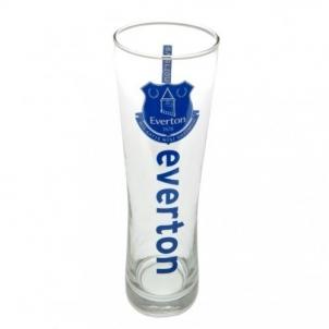Everton F.C. stiklinė alaus taurė