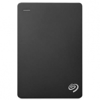 External HDD Seagate Backup Plus; 2,5, 4TB, USB 3.0, black
