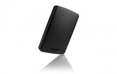 External HDD Toshiba Canvio Basics 2.5 1TB USB3, Black