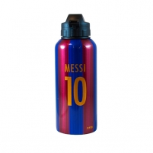 F.C. Barcelona aliuminio gertuvė (Messi) Sirgalių atributika