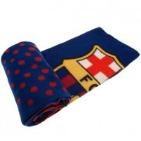 F.C. Barcelona antklodė.