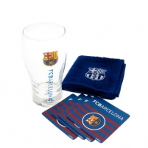F.C. Barcelona mini baro rinkinys (Mėlynas)