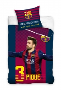 F.C. Barcelona patalynės komplektas (Pique 3)
